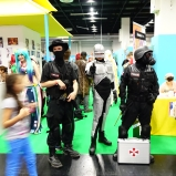 Gamescom 2014 cosplay